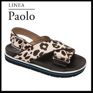 Linea Paolo'Ruth' Platform Sandals